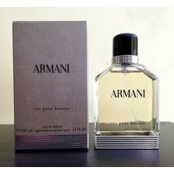 Giorgio Armani eau pour homme 2013 100edt (tester)