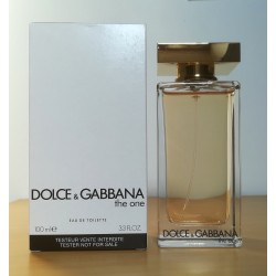 Dolce & Gabbana The one 100edt (tester)