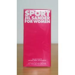 Jil Sander SPORT Woman 50 edt