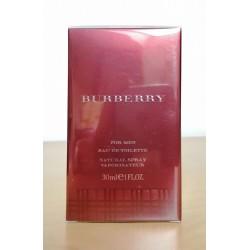 Burberry For Men 30 edt