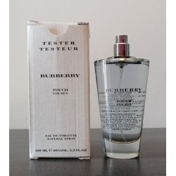 Burberry TOUCH for men 100 edt (tester)