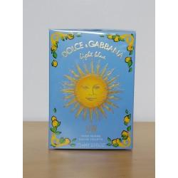 Dolce & Gabbana light blue Sun pour homme 75 edt