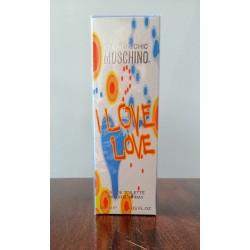 Moschino I Love Love 100 edt