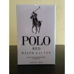 Ralph Lauren Polo Red (tester)