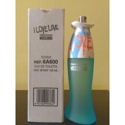 Moschino I LOVE LOVE (tester)