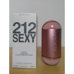 Carolina Herrera 212 sexy (tester)