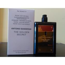 Antonio Banderas  The Golden Secret  (tester)