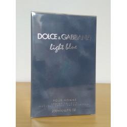 Dolce & Gabbana light blue pour Homme 200 edt