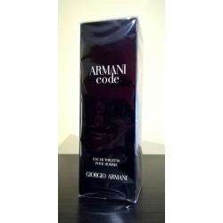 Giorgio Armani CODE Black 75 edt