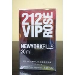 Carolina Herrera 212 VIP ROSE pills 20 edp