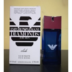Giorgio Armani Emporio Diamonds club for men 50edt (tester)