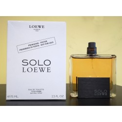 Loewe SOLO 75edt (tester)