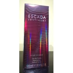 Escada Sentiment pour homme 100edt