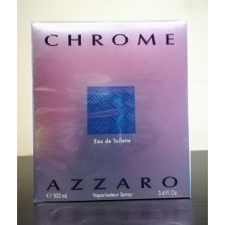 Azzaro Chrome 100 edt