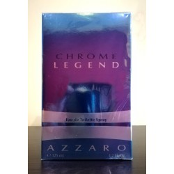Azzaro Chrome Legend 125 edt