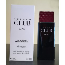 Azzaro Club MEN 75edt (tester)