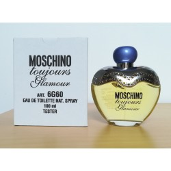 Moschino toujours Glamour 100edt (tester)