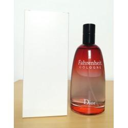 Christian Dior Fahrenheit Cologne 125 edc (tester)