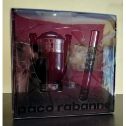 Paco Rabanne Invictus Intense SET (50edt + 10edt)
