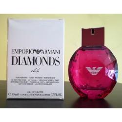 Giorgio Armani Emporio Diamonds club 50edt (tester)